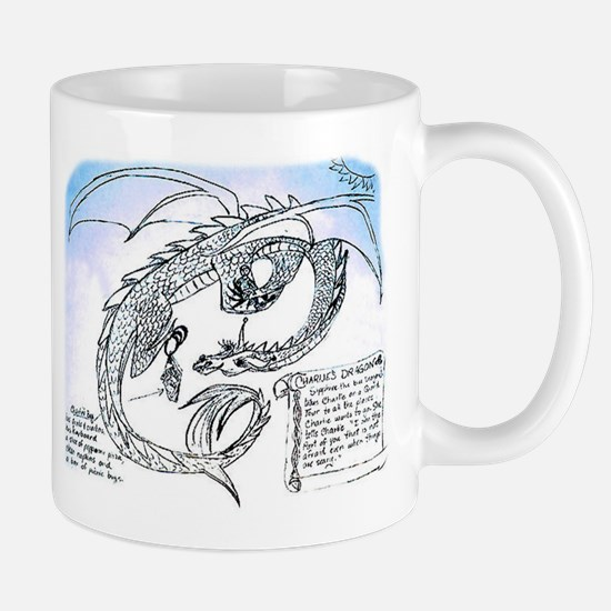 Charlie's Dragon Mug