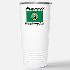 Everett Washington Stainless Steel Travel Mug