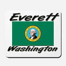 Everett Washington Mousepad