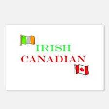 Irish Canadian Postcards (Package of 8)