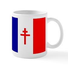 Free French Forces Flag Mug