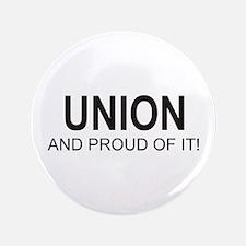 """Proud Union 3.5"""" Button"""