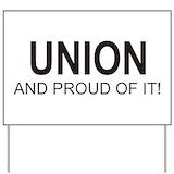 Union Yard Signs