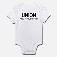 Proud Union Onesie