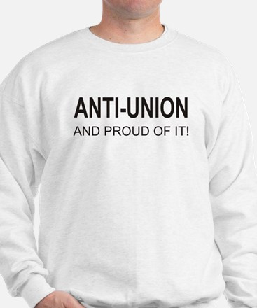 Anti-Union Jumper