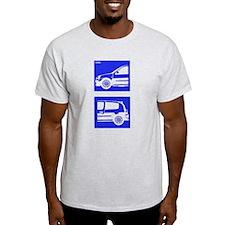 Trophy Blue T-Shirt