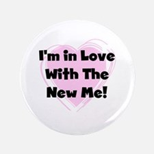 """New Me Weight Loss 3.5"""" Button"""