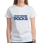 cheyenne rocks Women's T-Shirt
