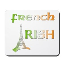 French Irish Mousepad