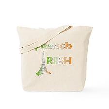 French Irish Tote Bag