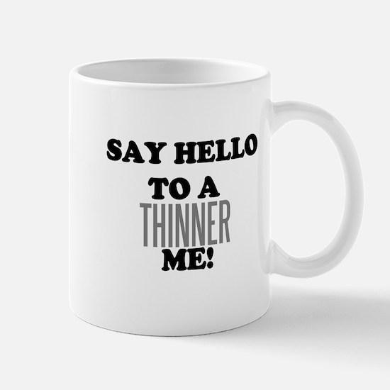 Thinner Me Dieter Mug