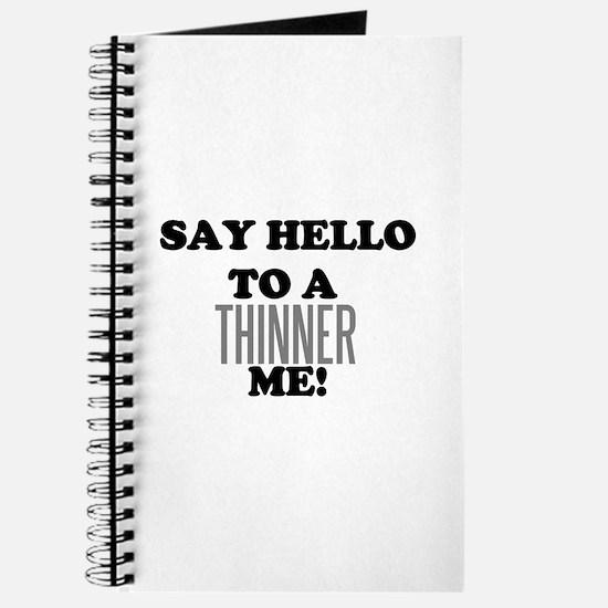 Thinner Me Dieter Journal