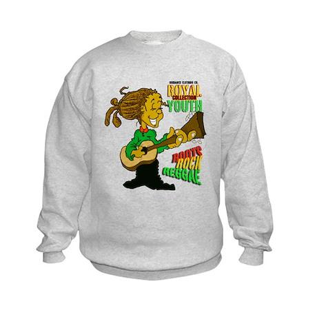 RY Roots Rock Reggae Kids Sweatshirt