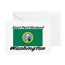East Port Orchard Washington Greeting Card