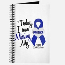 Missing My Brother 1 CC Journal