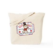 Kole's 2nd birthday carnival Tote Bag