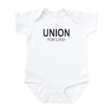 Union For Life Onesie