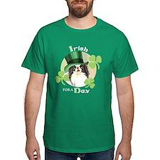 St. Patrick Japanese Chin T-Shirt