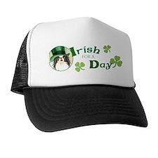 St. Patrick Japanese Chin Trucker Hat