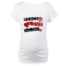 Peace Love Twilight L1 Shirt