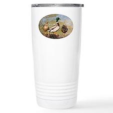 Mallard Ducks Travel Mug