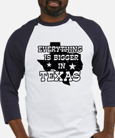 Everything is Bigger in Texas Baseball Jersey