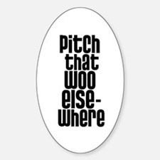Pitch Woo Decal