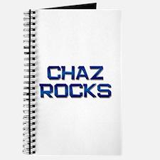 chaz rocks Journal