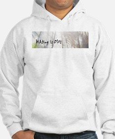 Hating is Out Hoodie