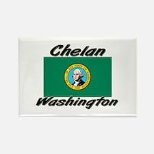 Chelan Washington Rectangle Magnet