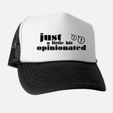 Opinionated Trucker Hat