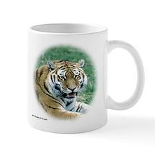 """""""Resting Tiger - B1"""" Mug"""
