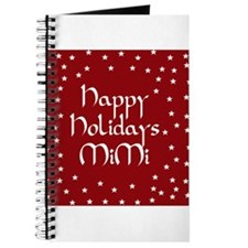 Happy Holidays Mimi! Journal