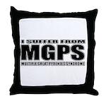 Great Pyrenees Throw Pillow