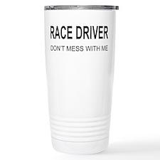 Race Driver Travel Mug