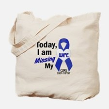 Missing My Wife 1 CC Tote Bag