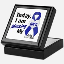 Missing My Wife 1 CC Keepsake Box