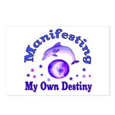 Manifest Own Destiny Postcards (Package of 8)