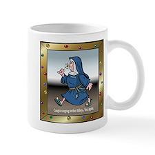 Singing Nun Mug