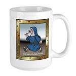 Singing Nun Large Mug