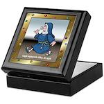 Singing Nun Keepsake Box