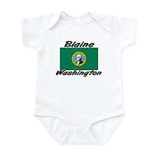 Blaine Washington Infant Bodysuit
