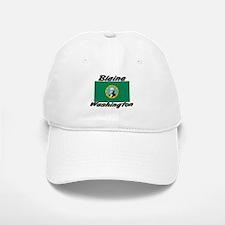 Blaine Washington Baseball Baseball Cap