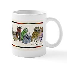 Uptown Cats 3 Mug
