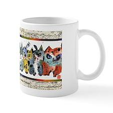 Uptown Cats 2 Mug