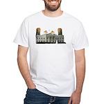 Teabag The White House White T-Shirt