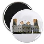 Teabag The White House Magnet