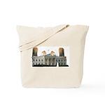 Teabag The White House Tote Bag