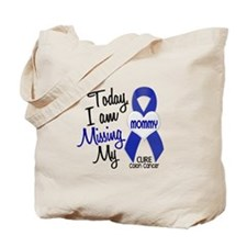 Missing My Mommy 1 CC Tote Bag