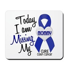 Missing My Mommy 1 CC Mousepad